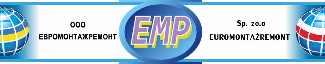 Логотип Євромонтажремонт